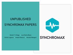 Miniatura de artigo Synchromax EXO