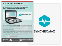 Brochura EXO Synchromax, estimulação parahisiana é agora fácil