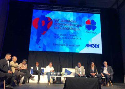 El Synchromax fue presentado en las 39 Jornadas Interresidencias de Cardiología de CONAREC.