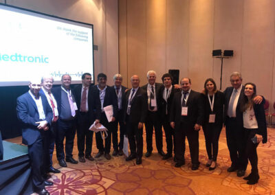 "Premio ""Best Abstract on cardiac Electrophysiology"" en el XVI Congreso Mundial de Arritmias - IX Congreso Argentino de Arritmias"