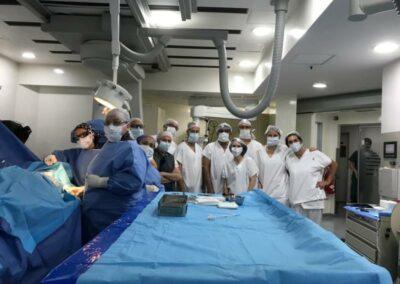 Exitosos procedimientos de implante de marcapasos en zona parahisiana guiados por Synchromax