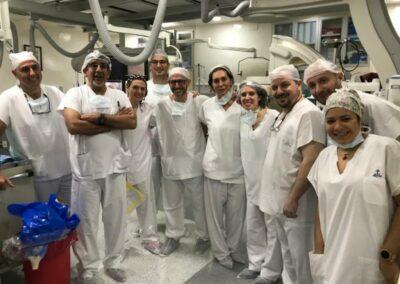 Des professionnels (médecins et ingénieurs cliniciens) d'Argentine, du Brésil et du Mexique