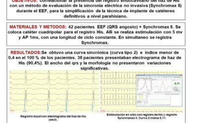 XXXVII Congreso Nacional de Cardiología de la FAC