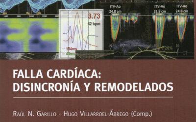Presentación del libro «Falla cardíaca: disincronía y remodelados»