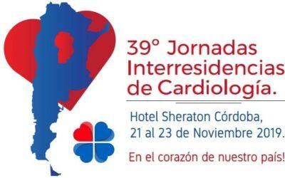Synchromax en 39 Jornadas Interresidencias de Cardiología