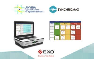 Synchromax obtuvo el registro en ANVISA