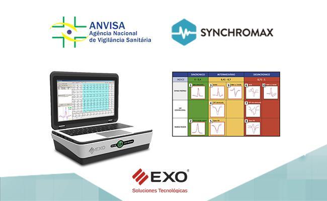 Nuevo registro de Synchromax en Brasil