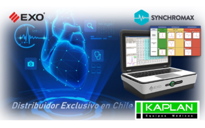 Kaplan Equipos Médicos, distribuidor exclusivo de Synchromax en Chile