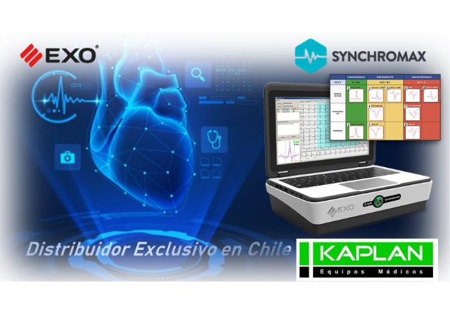 Synchromax nuevo distribuidor en Chile